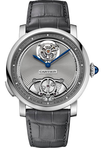 Cartier Rotonde de Cartier Minute Repeater Flying Tourbillon WHRO0016