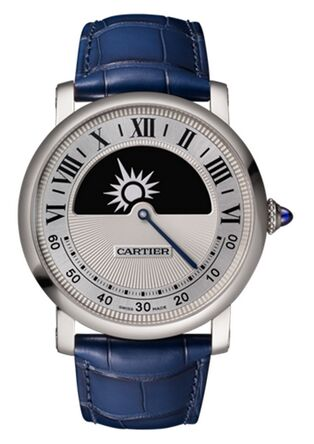 Cartier Rotonde de Cartier mysterious movement WHRO0043