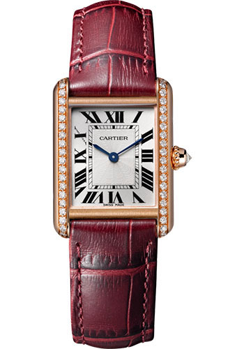 Cartier Tank Louis Womens WJTA0010