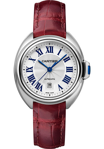 Cartier Cle De Cartier Automatic 31mm Ladies WSCL0016