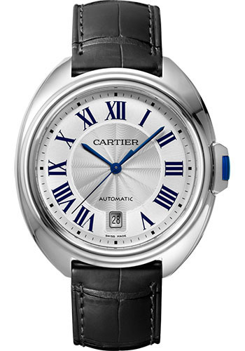 Cartier Cle De Cartier Automatic 40mm Stainless Steel Mens WSCL0018 - Click Image to Close