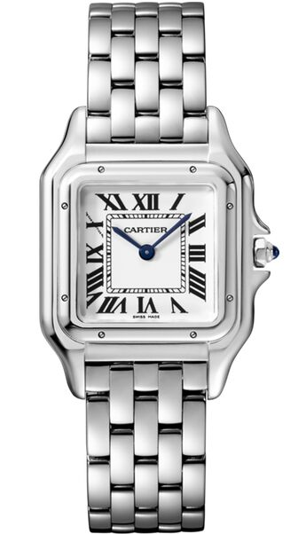 Cartier Panthere de Cartier Medium Steel Ladies WSPN0007