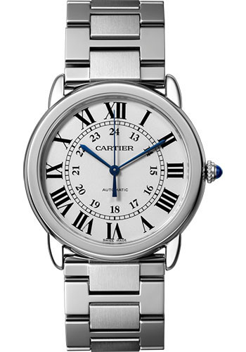 Cartier Ronde Solo Automatic 36mm Ladies WSRN0012