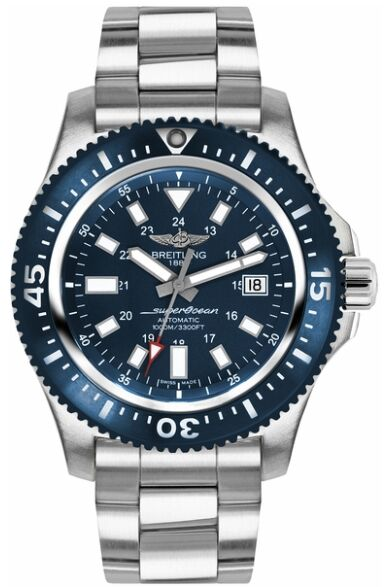 Breitling Superocean 44 Special Watch Replica - Click Image to Close