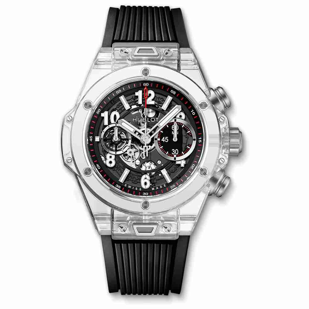 Hublot Big Bang Unico Magic Sapphire 45mm Replica