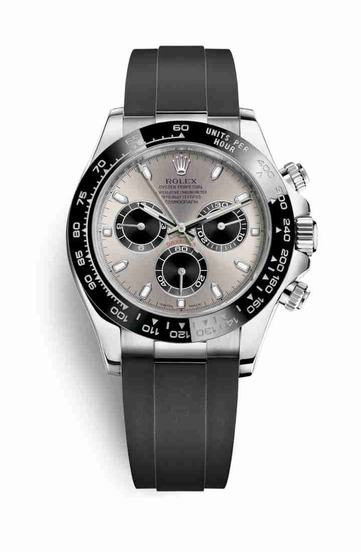 Rolex Cosmograph Daytona 116519LN Steel black Dial Watch Replica