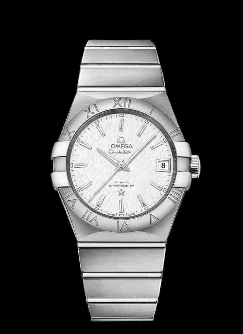 OMEGA Constellation Co-Axial 38mm 123.10.38.21.02.004