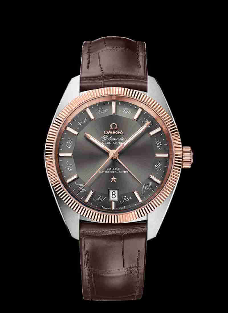 OMEGA Constellation Globemaster Co-Axial Master Chronometer Annual Calendar 41mm