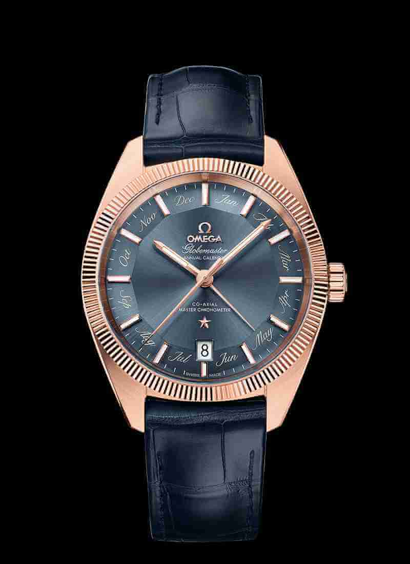 OMEGA Constellation Globemaster Co-Axial Master Chronometer 130.53.41.22.03.001 Annual Calendar 41mm