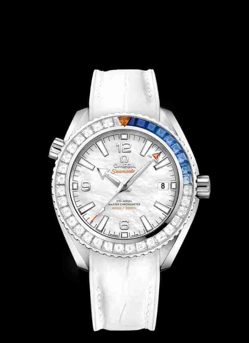 OMEGA Seamaster 215.58.40.20.05.001 Planet Ocean 600M Co-Axial Master Chronometer 39.5mm
