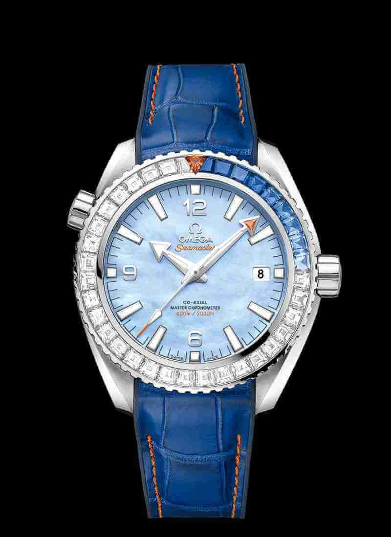 OMEGA Seamaster Planet Ocean 600M Co-Axial Master Chronometer 43.5mm 215.58.44.21.07.001