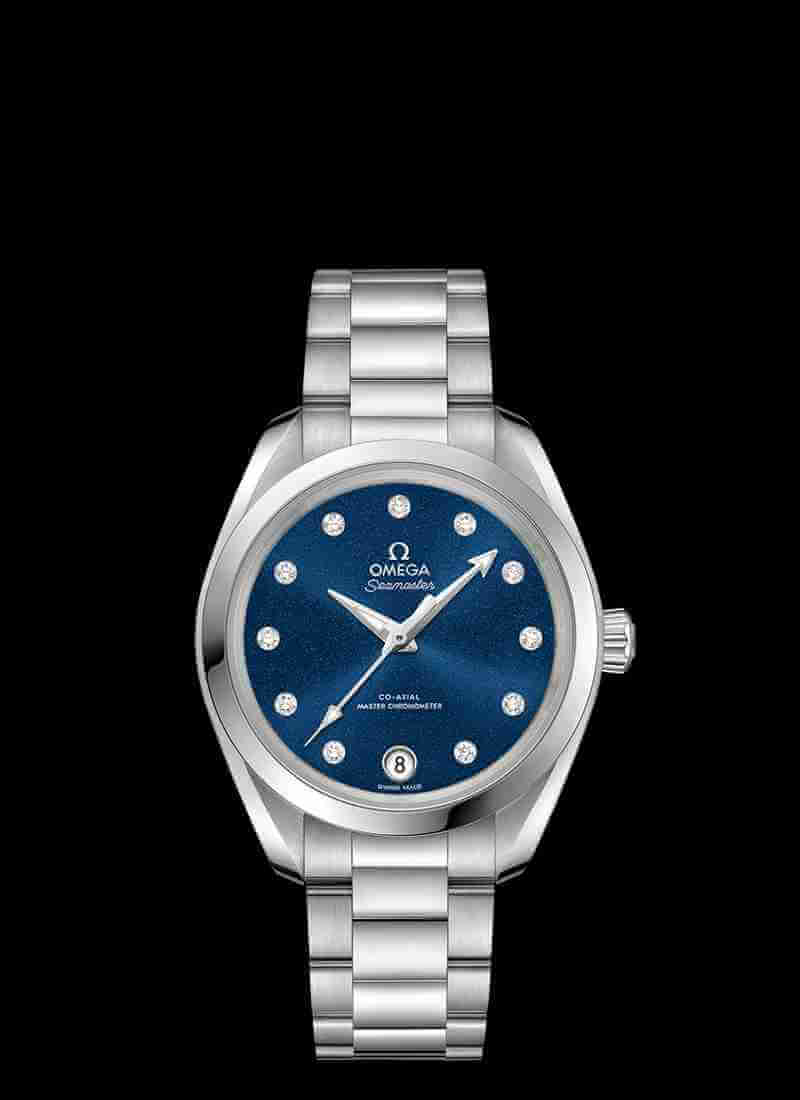 OMEGA Seamaster Aqua Terra 150M Co-Axial Master Chronometer 34mm 220.10.34.20.53.001