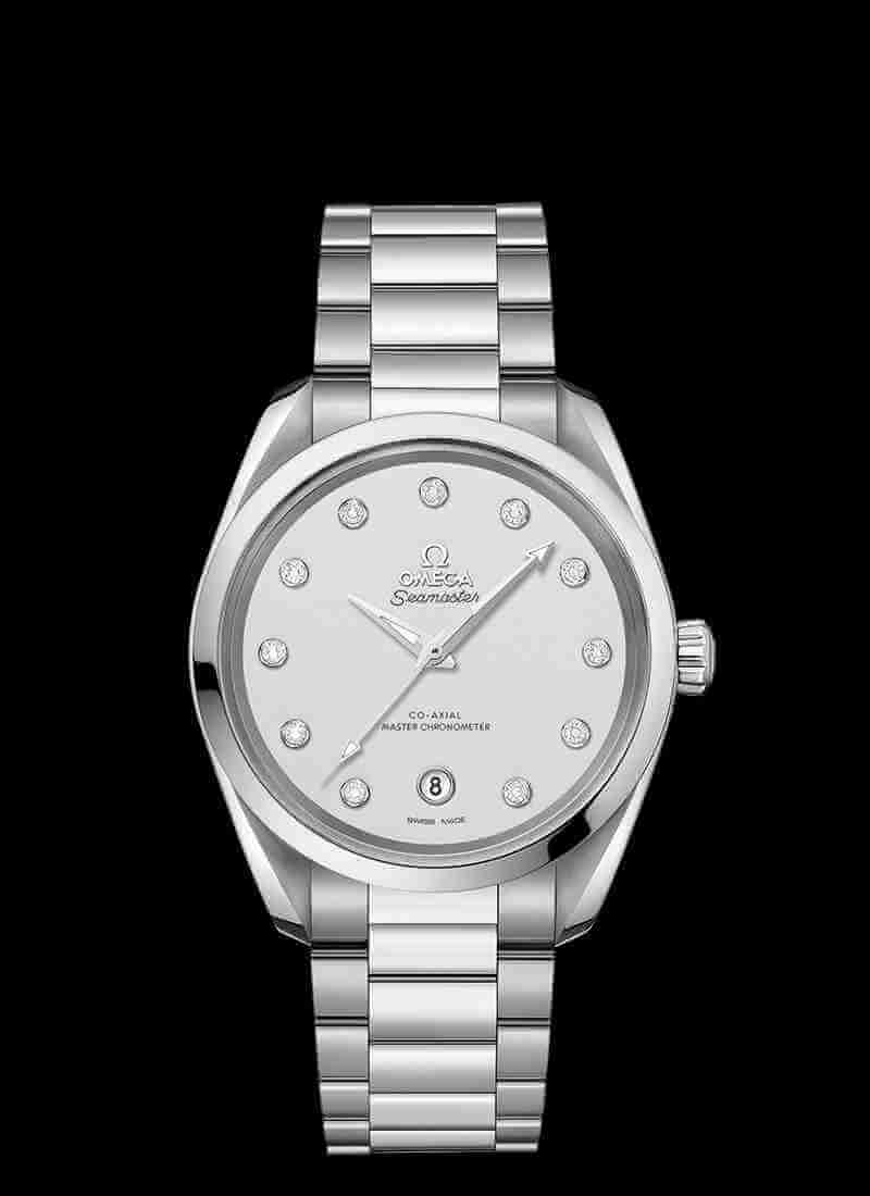 OMEGA Seamaster Aqua Terra 150M Co-Axial Master Chronometer Ladies 38mm 220.10.38.20.52.001