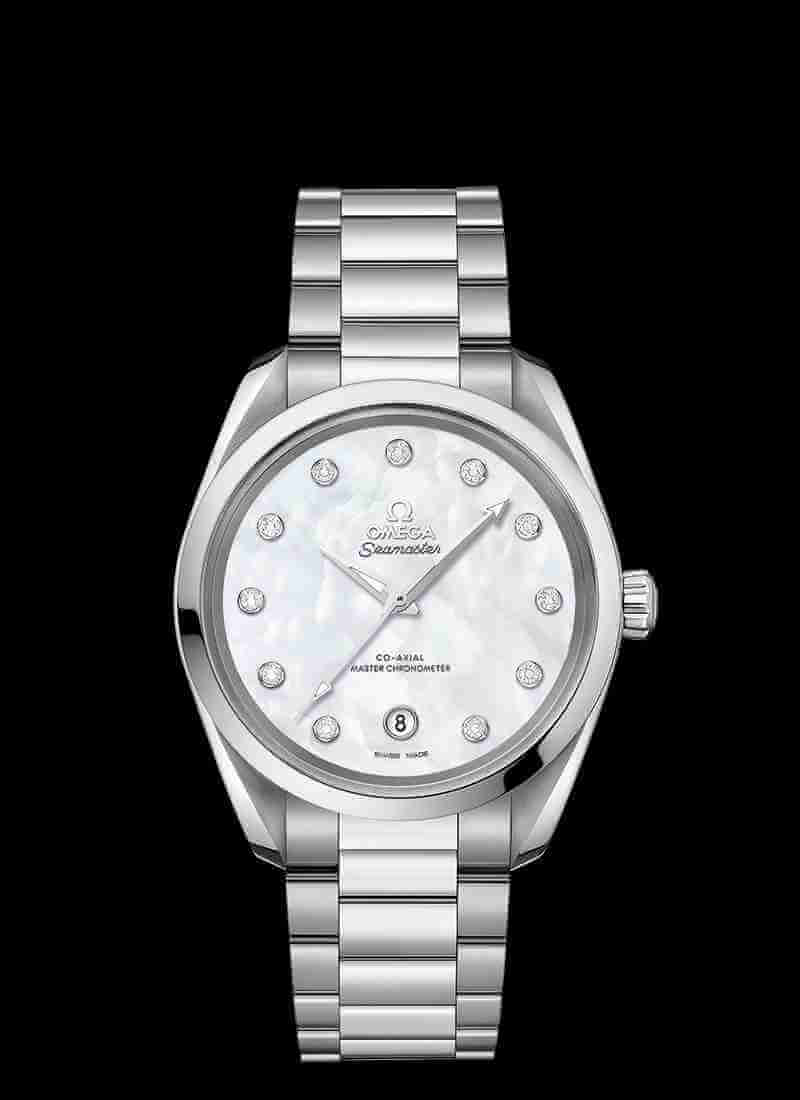 OMEGA Seamaster Aqua Terra 150M Co-Axial Master Chronometer Ladies 38mm 220.10.38.20.55.001