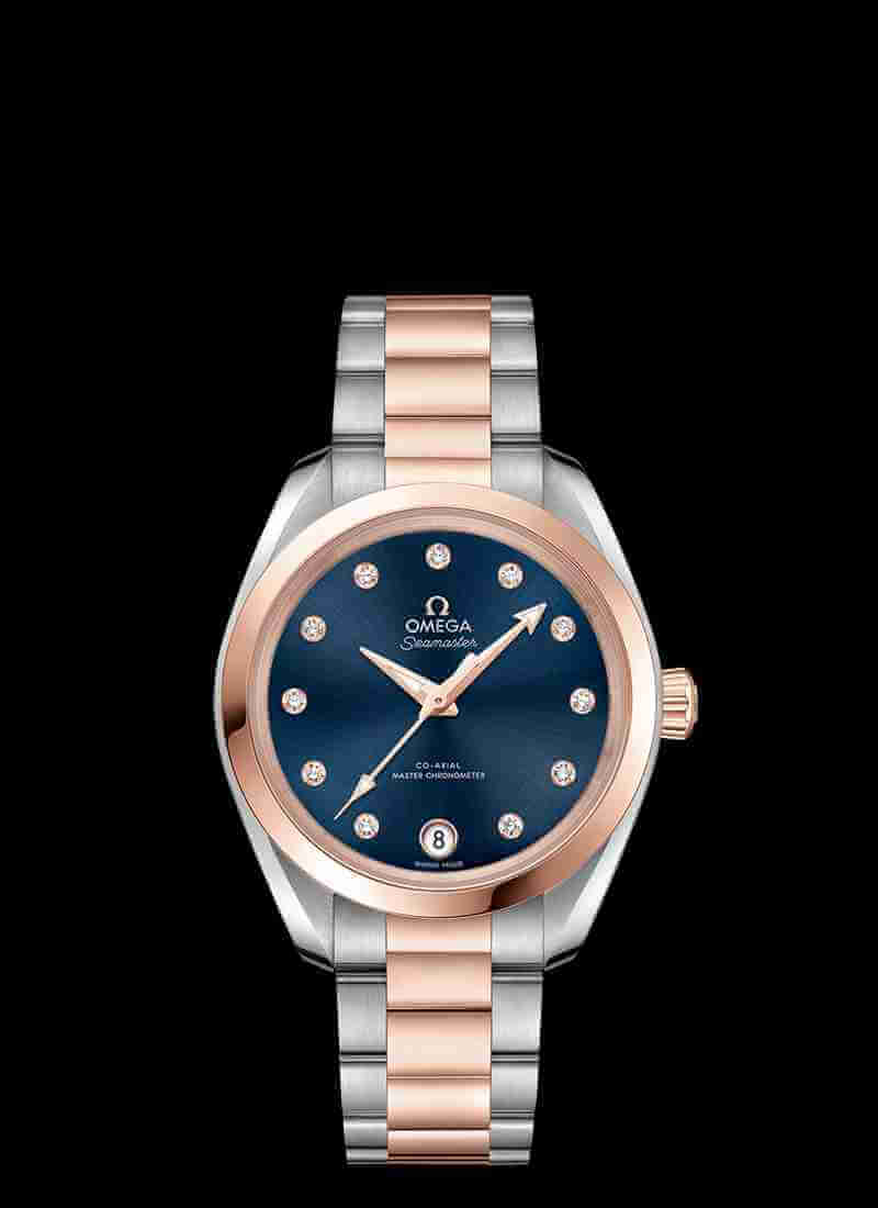 OMEGA Seamaster Aqua Terra 150M Co-Axial Master Chronometer 34mm 220.20.34.20.53.001