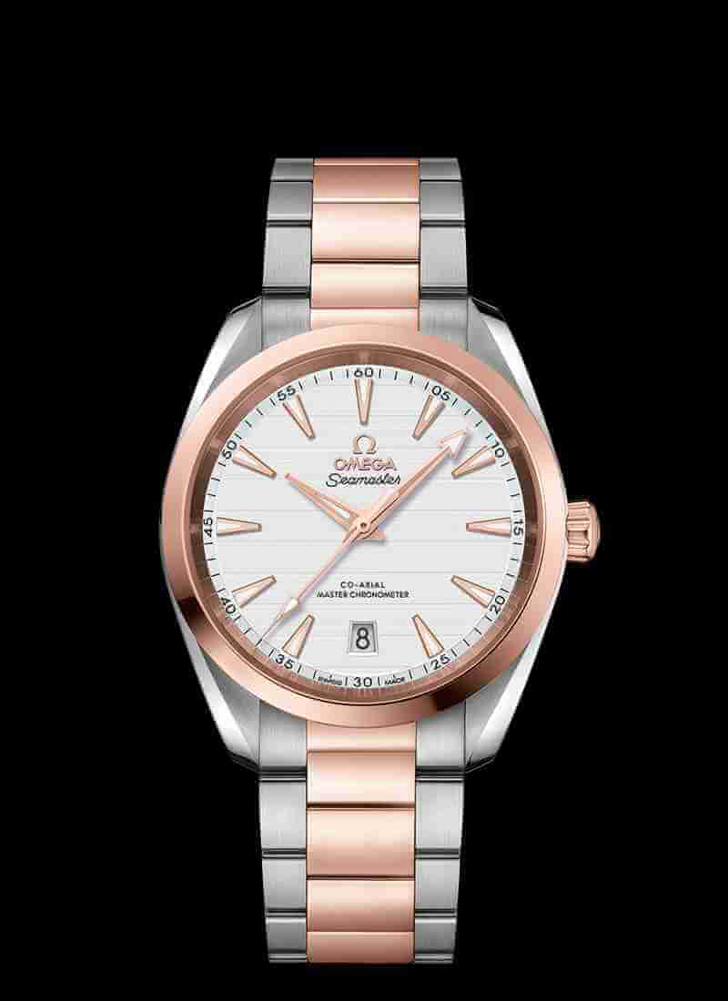 OMEGA Seamaster Aqua Terra 150M Co-Axial Master Chronometer 38mm 220.20.38.20.02.001