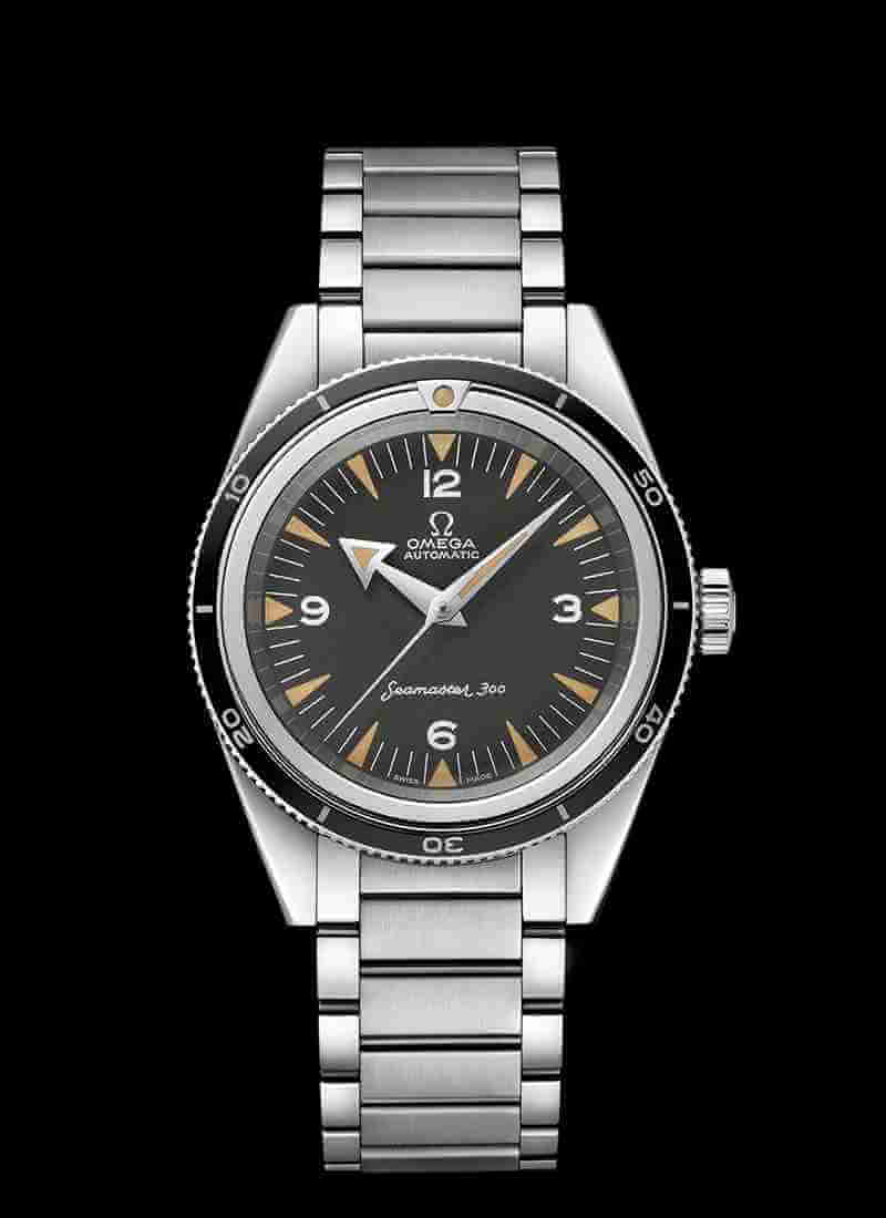 OMEGA Seamaster Seamaster 300 Co-Axial Master Chronometer 39mm