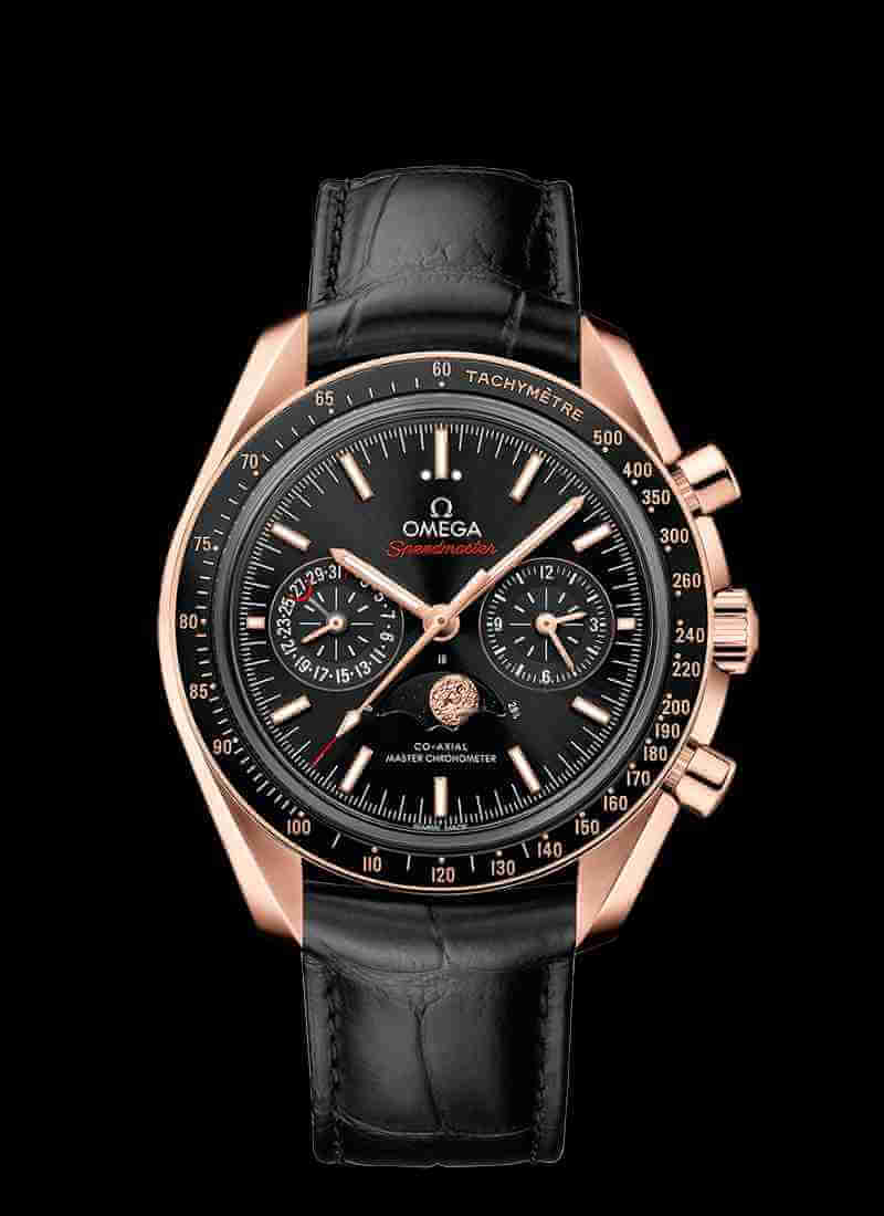 OMEGA Speedmaster Moonphase Co-Axial Master Chronometer 304.63.44.52.01.001 44.25mm