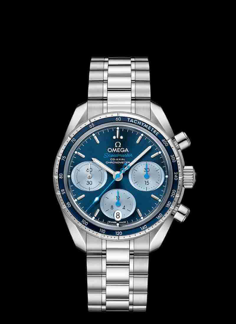 OMEGA Speedmaster 324.30.38.50.03.002 Co-Axial Chronograph 38mm