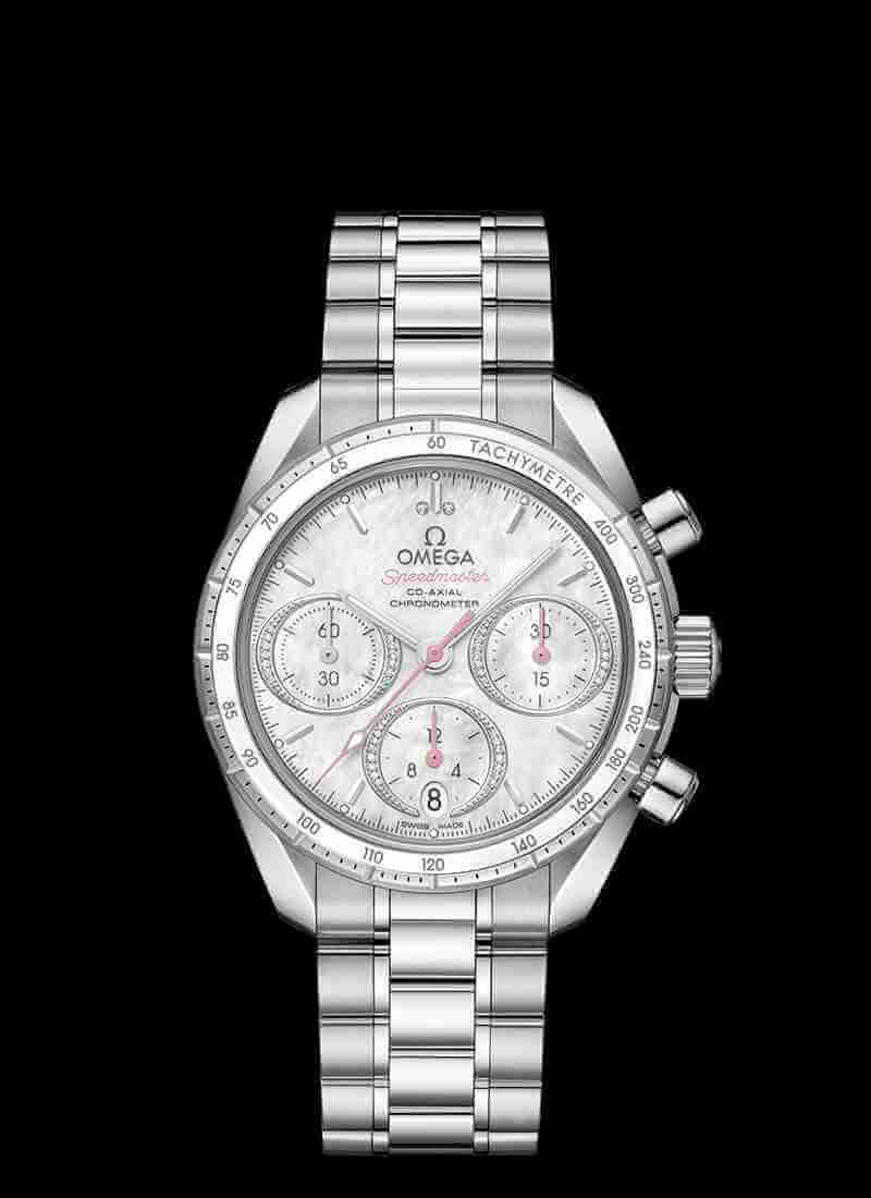 OMEGA Speedmaster 324.30.38.50.55.001 38mm Co-Axial Chronograph