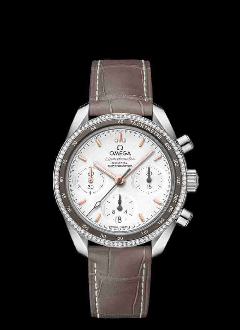 OMEGA Speedmaster Co-Axial Chronograph 38mm 324.38.38.50.02.001