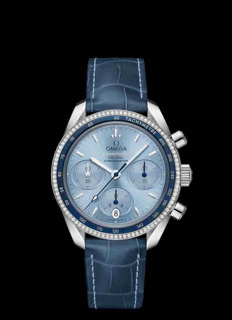 OMEGA Speedmaster Co-Axial Chronograph 38mm 324.38.38.50.03.001