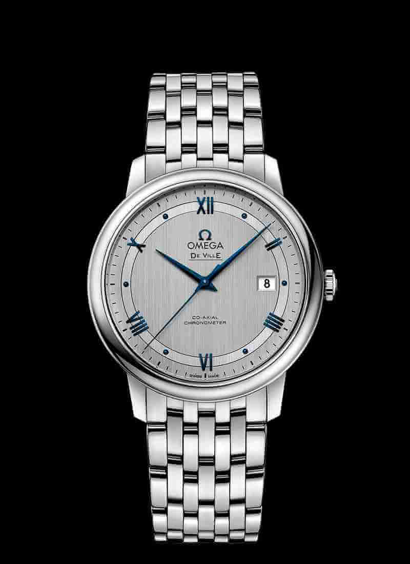 OMEGA De Ville Prestige Co-Axial 39.5mm 424.10.40.20.02.001