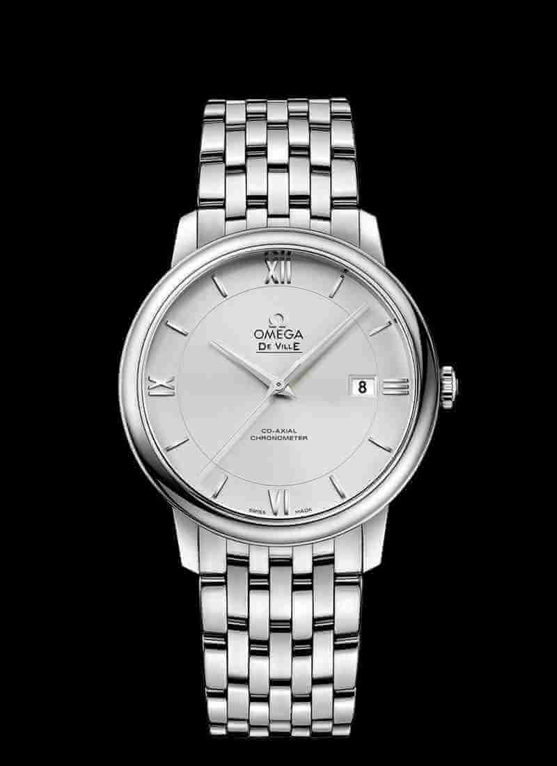 OMEGA De Ville Prestige Co-Axial 424.10.40.20.02.003 39.5mm