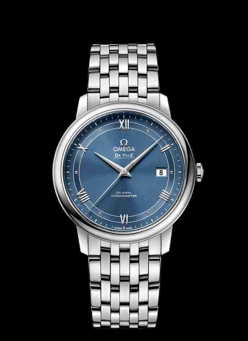 OMEGA De Ville 424.10.40.20.03.002 Prestige Co-Axial 39.5mm