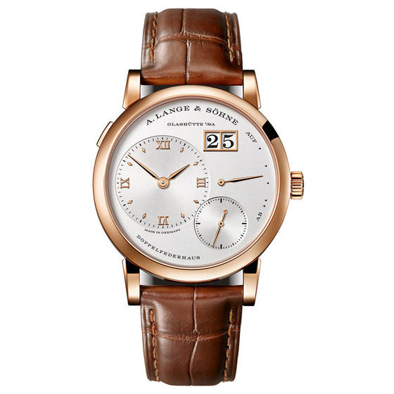 A. Lange & Sohne Lange 1 38.5mm Mens Watch 191.032 Replica