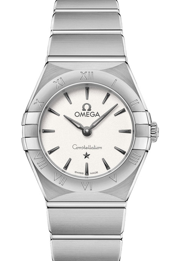 OMEGA Constellation Steel 131.10.25.60.02.001