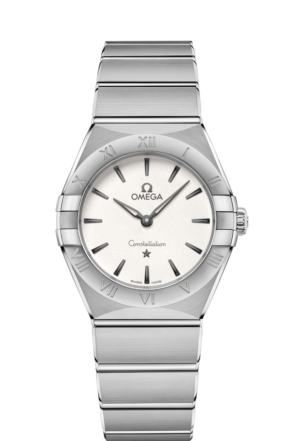 OMEGA Constellation Steel 131.10.28.60.02.001