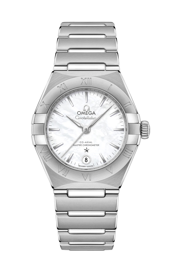 OMEGA Constellation Steel Anti-magnetic 131.10.29.20.05.001