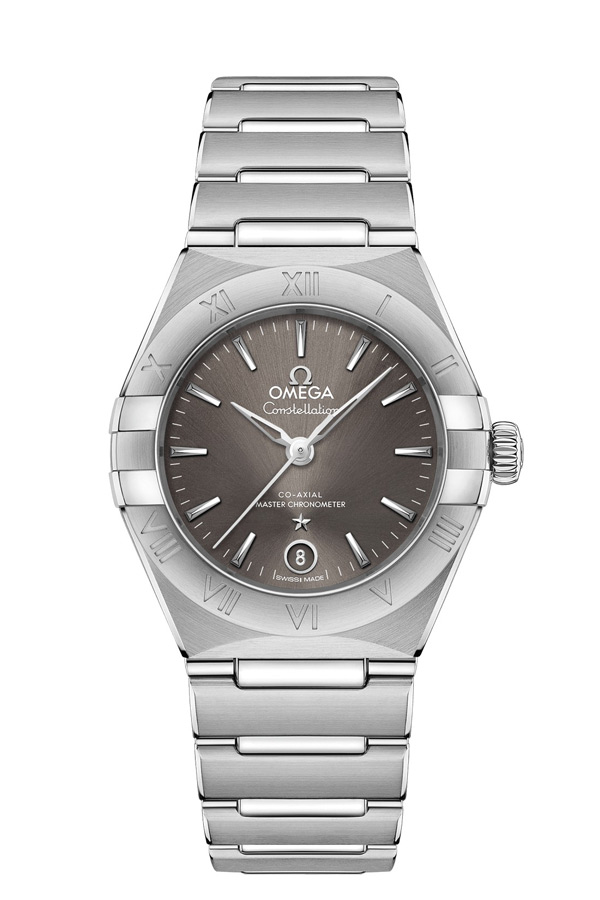 OMEGA Constellation Steel Anti-magnetic 131.10.29.20.06.001