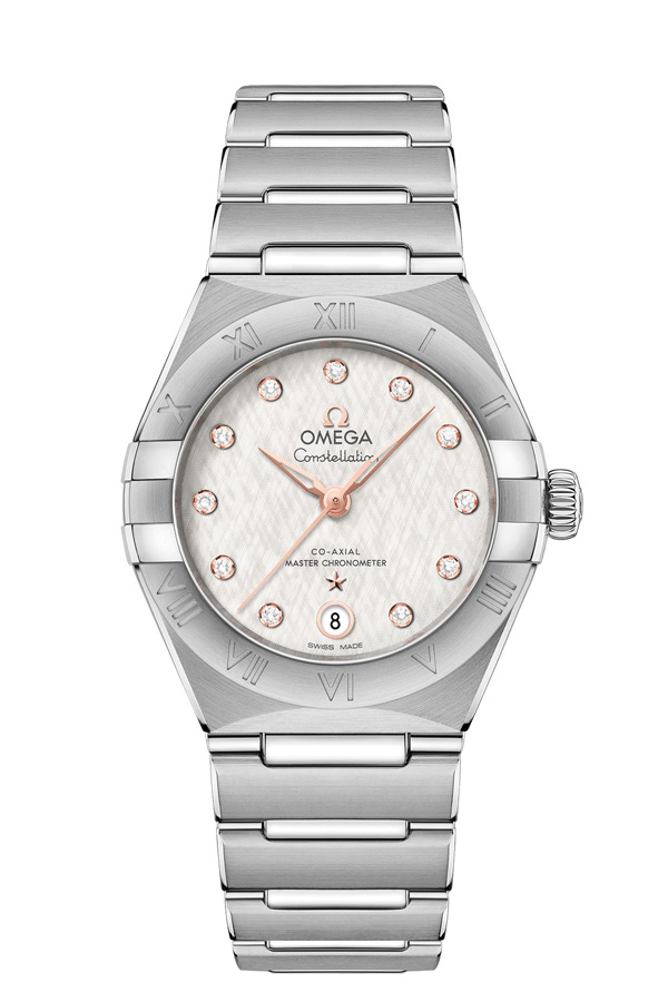 OMEGA Constellation Steel Anti-magnetic 131.10.29.20.52.001