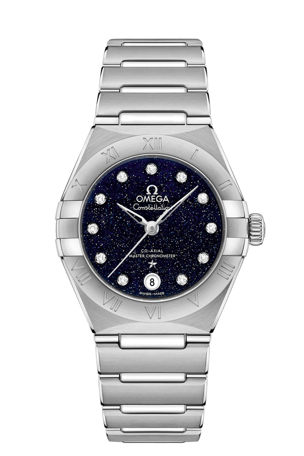 OMEGA Constellation Steel Anti-magnetic 131.10.29.20.53.001