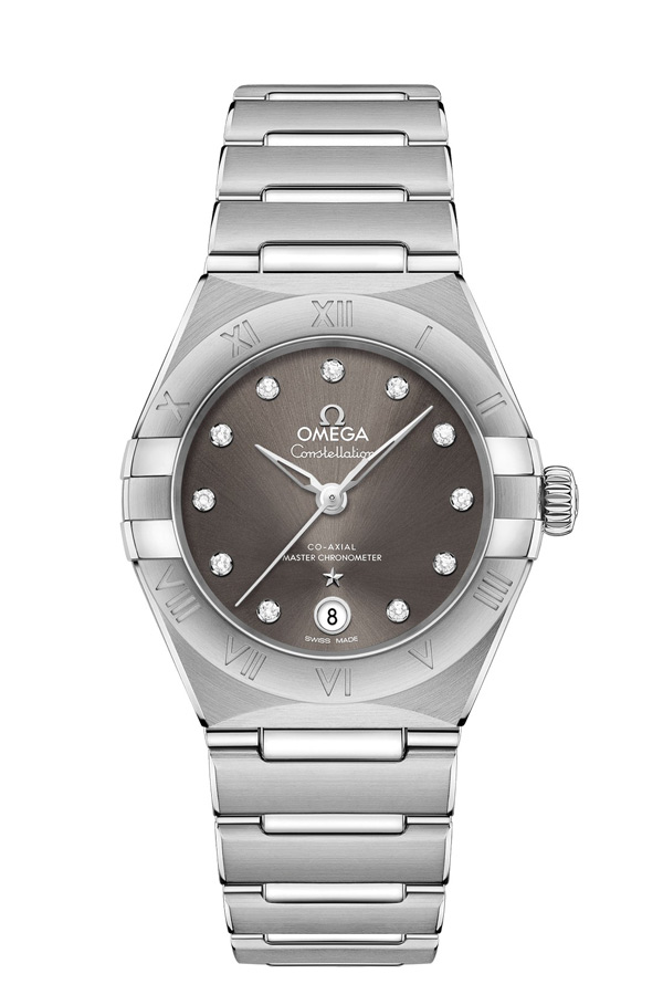 OMEGA Constellation Steel Anti-magnetic 131.10.29.20.56.001
