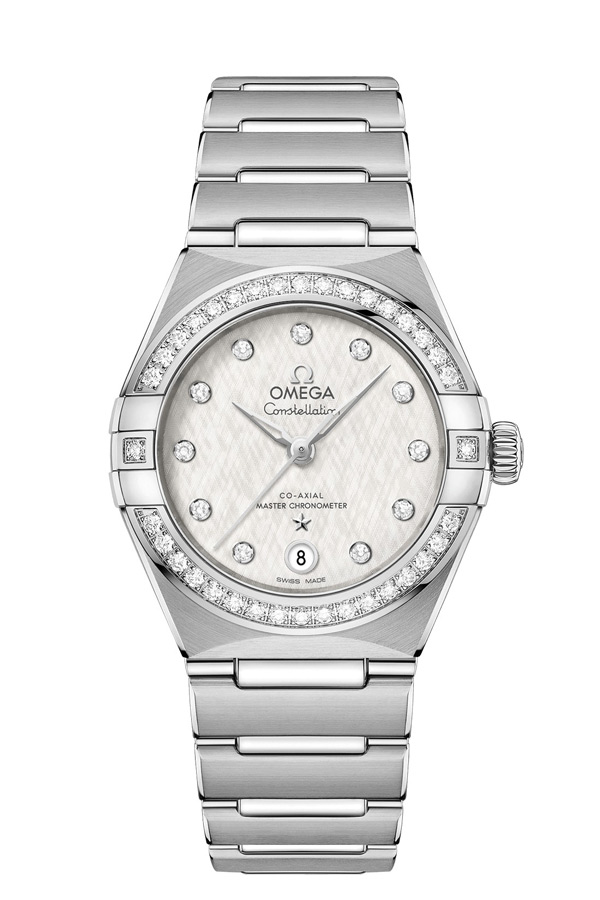 OMEGA Constellation Steel Anti-magnetic 131.15.29.20.52.001