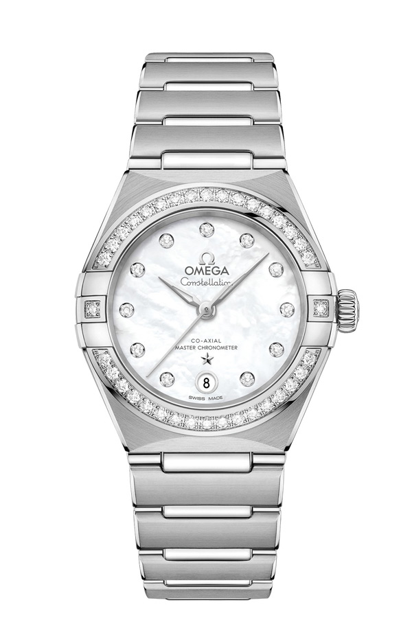 OMEGA Constellation Steel Anti-magnetic 131.15.29.20.55.001