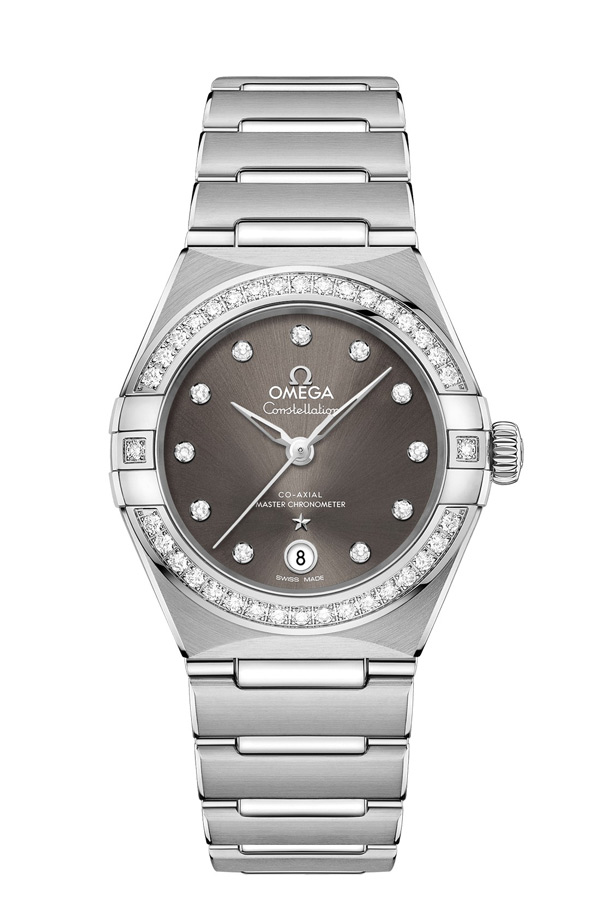 OMEGA Constellation Steel Anti-magnetic 131.15.29.20.56.001