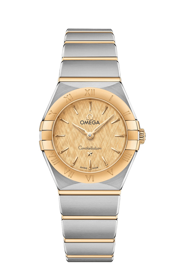 OMEGA Constellation Steel yellow gold 131.20.25.60.08.001
