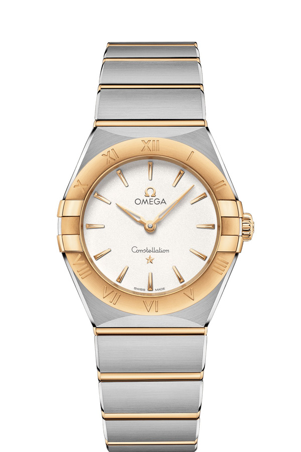 OMEGA Constellation Steel yellow gold 131.20.28.60.02.002