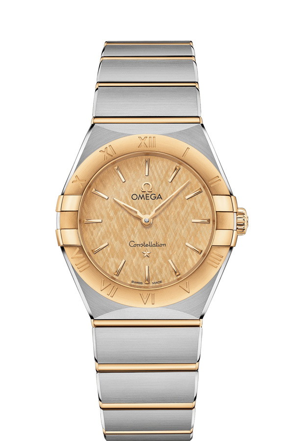 OMEGA Constellation Steel yellow gold 131.20.28.60.08.001