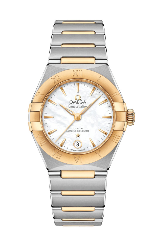 OMEGA Constellation Steel yellow gold Anti-magnetic 131.20.29.20.05.002