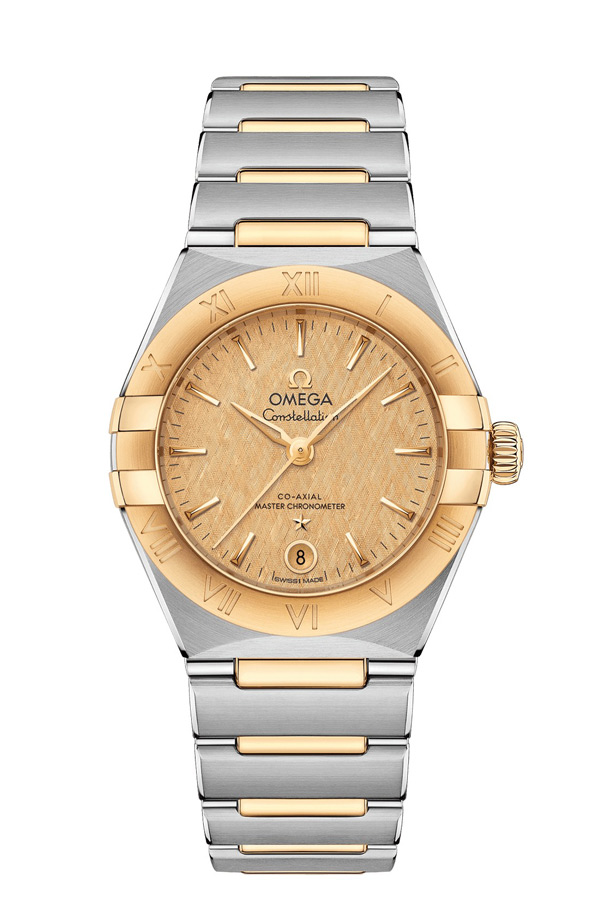 OMEGA Constellation Steel yellow gold Anti-magnetic 131.20.29.20.08.001