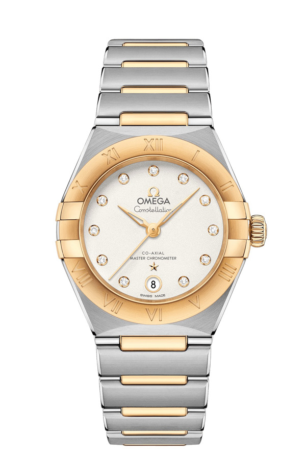OMEGA Constellation Steel yellow gold Anti-magnetic 131.20.29.20.52.002
