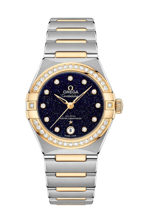 OMEGA Constellation Steel yellow gold Anti-magnetic 131.25.29.20.53.001