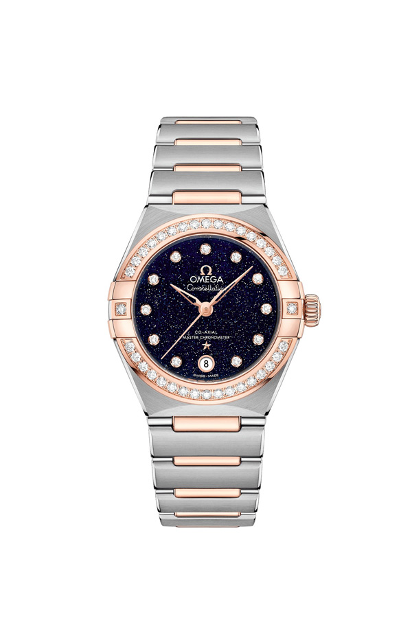 OMEGA Constellation Manhattan Co-Axial Master Chronometer 29 mm 131.25.29.20.53.002