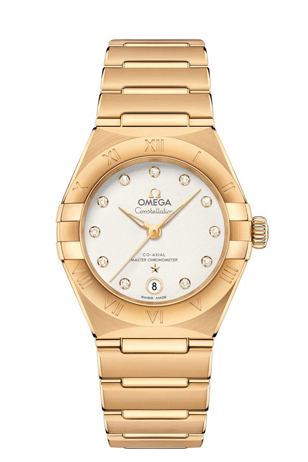 OMEGA Constellation Yellow gold Anti-magnetic 131.50.29.20.52.002