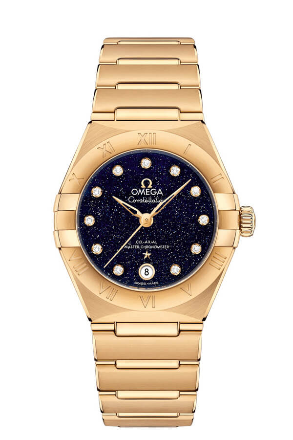 OMEGA Constellation Yellow gold Anti-magnetic 131.50.29.20.53.002
